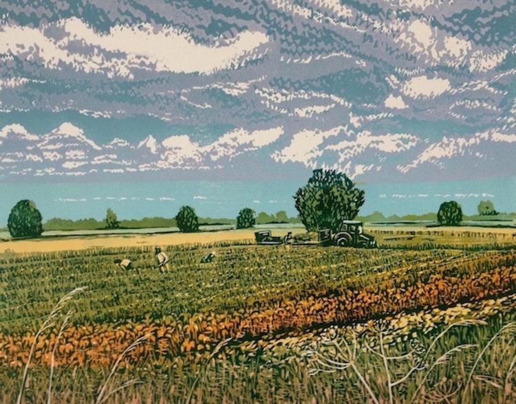 """Flower Pickers"" - Image 0"