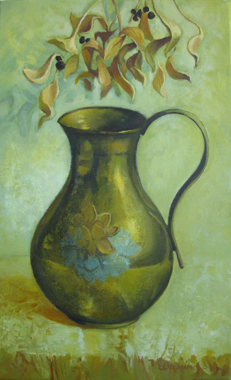 Old pitcher - Image 0