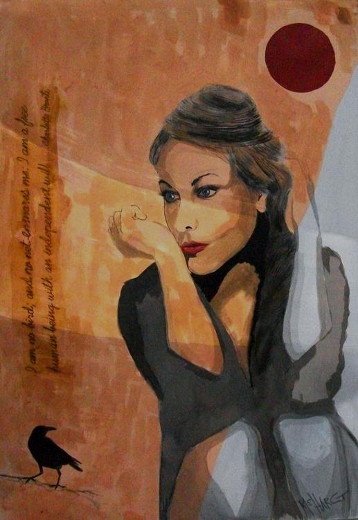 """Julia's Awakening   24"""" x 36"""" - Image 0"""