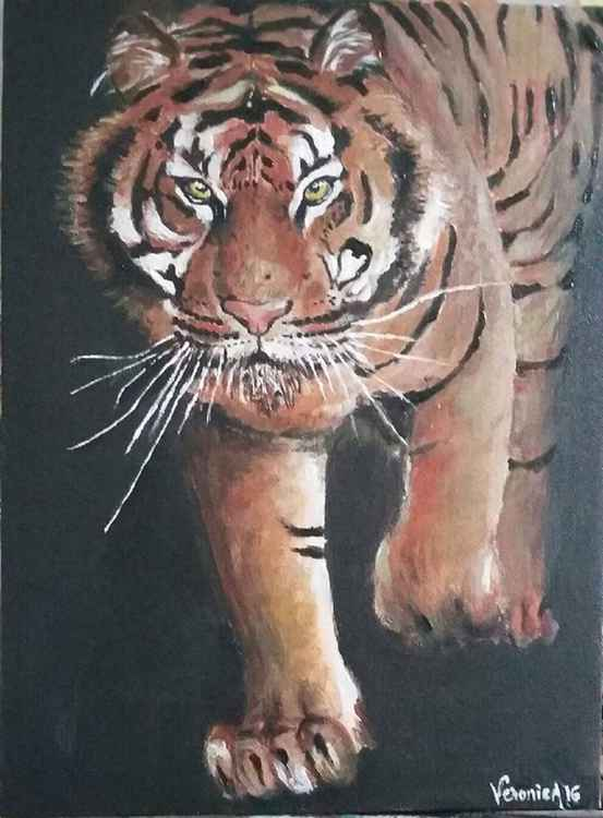 Taming Tiger -
