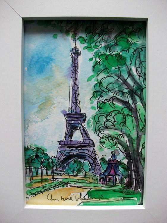 EIFFEL TOWER PARIS - Image 0