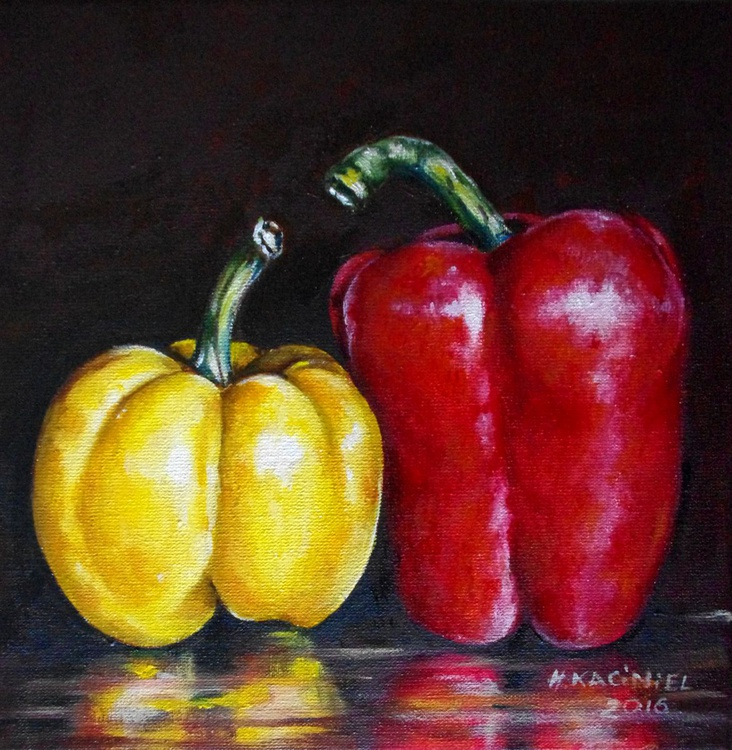 """ A Pair of Peppers"" - Image 0"