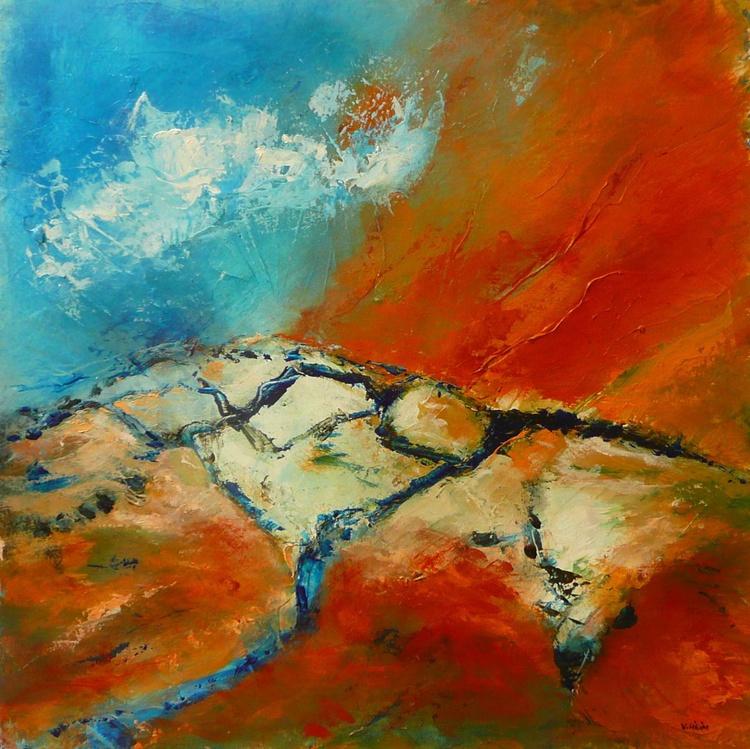 Paysage abstrait - Image 0