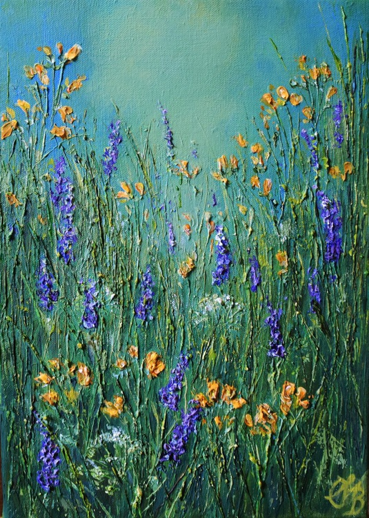 Flowers in the meadow - Image 0