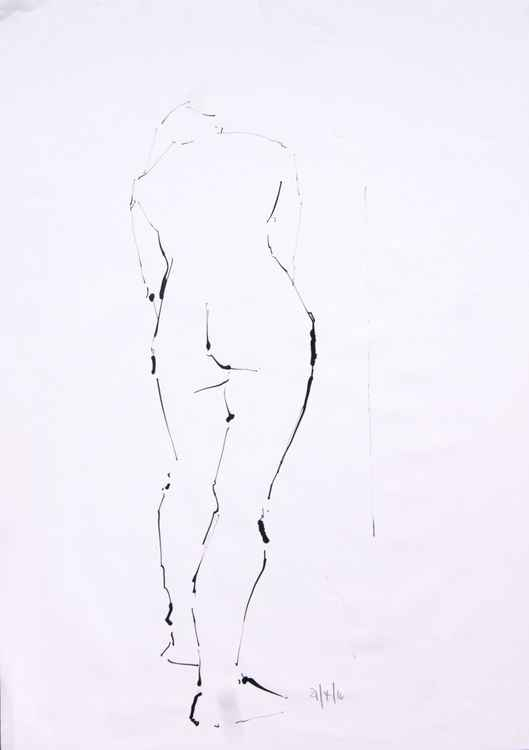 Life Drawing No 72