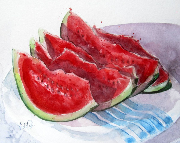 Watermelon slices - Image 0