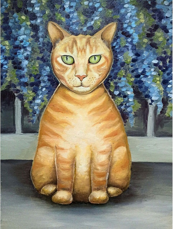 Ginger Cat - Image 0