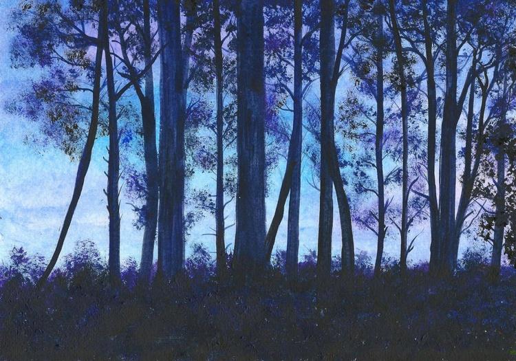 Through the Twilight Trees - Image 0