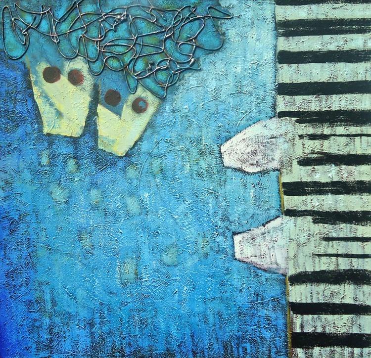 Blue Piano  - Image 0