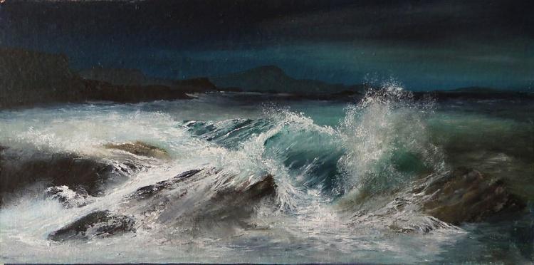 Stormy Seas at Seil Island - Image 0