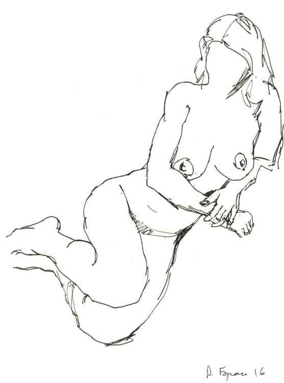 Figure study #5