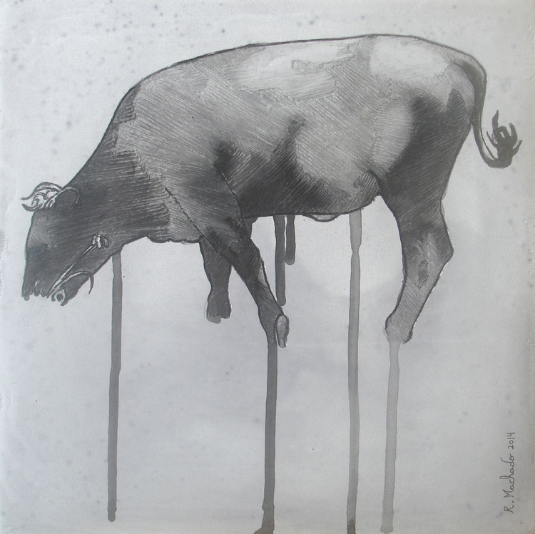 Cow Carved XVI - Image 0