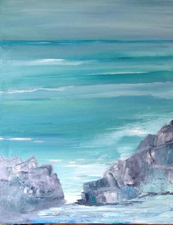 Turquoise Sea Iona