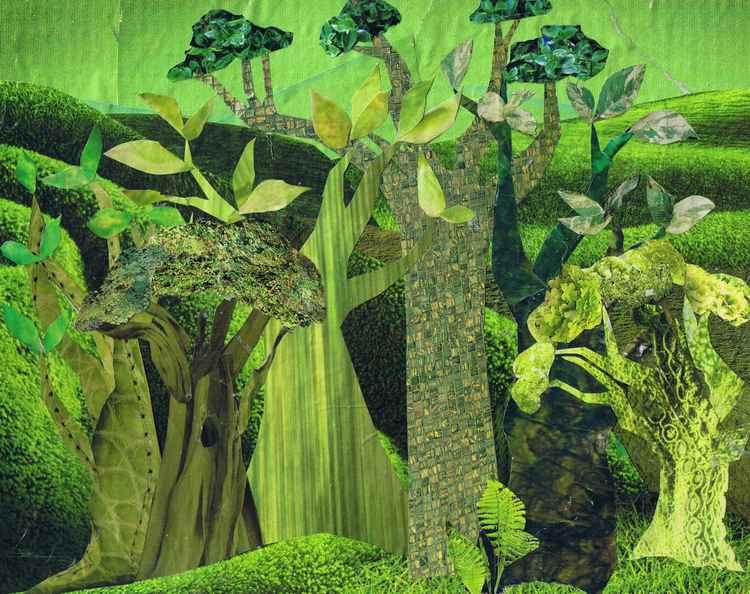 Green Trees -