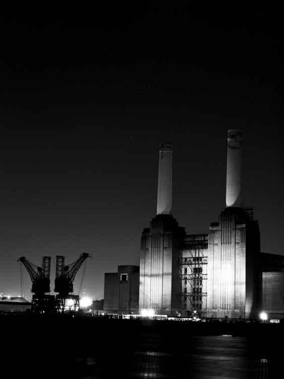 Battersea Power Station #10