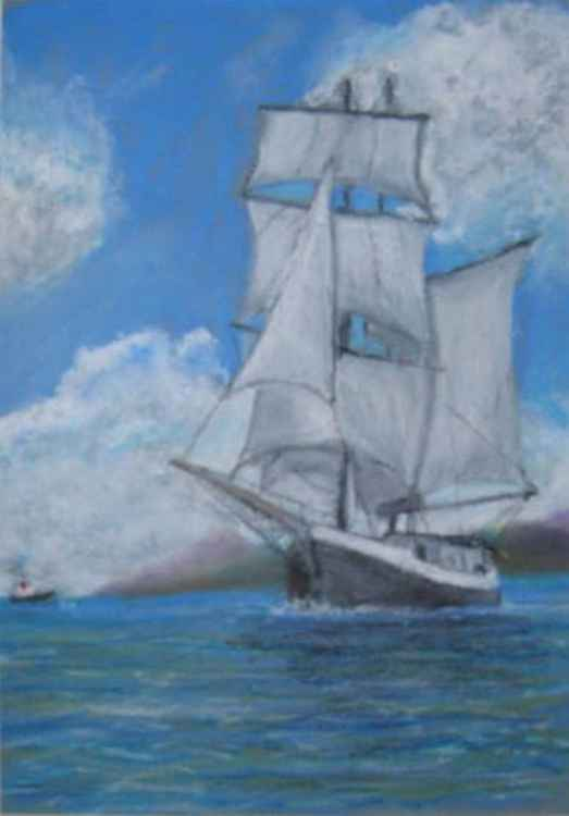 The Barquentine