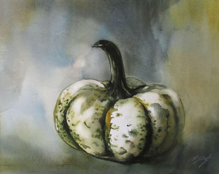 Pumpkin still life - Image 0