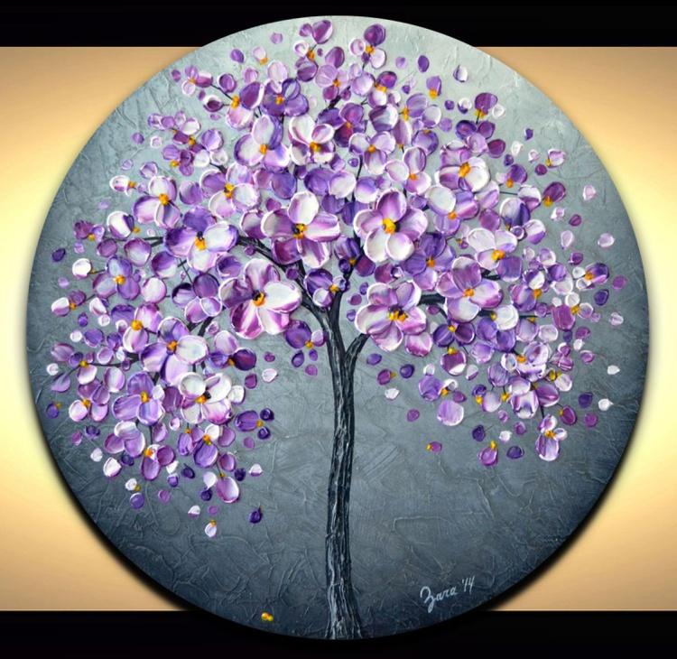 Blooming Purple - Image 0
