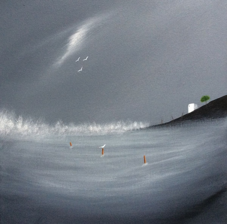 """ winter waves "" - Image 0"