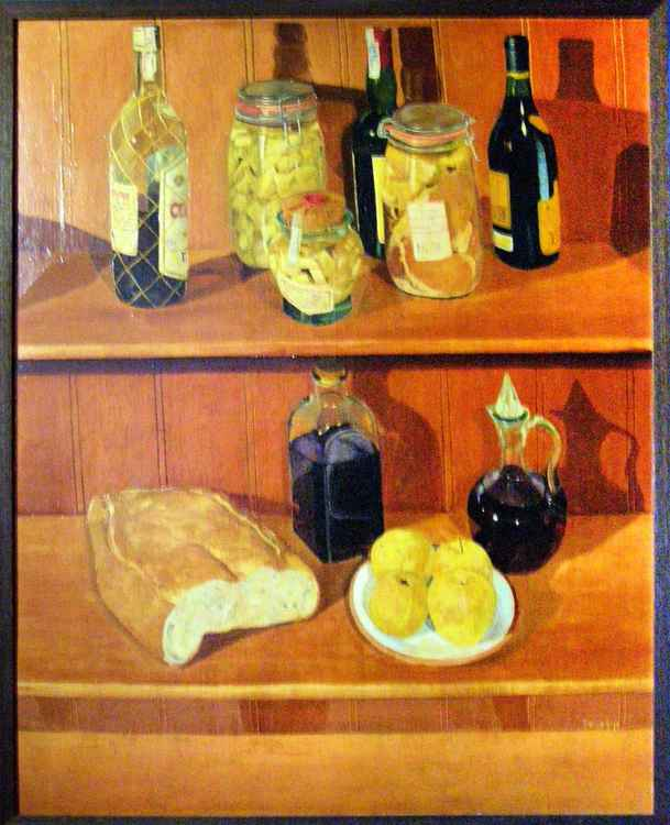 OBJECTS OF THE CUPBOARD -