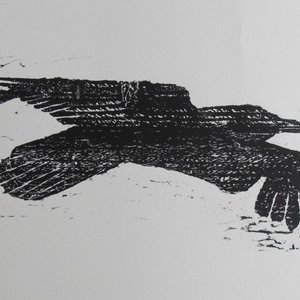 Crow7 by Elisabeth Bond