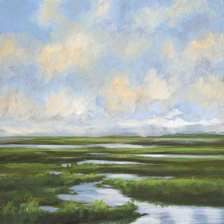 Summer Marsh -