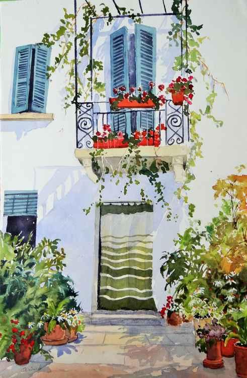 Italian Balcony -