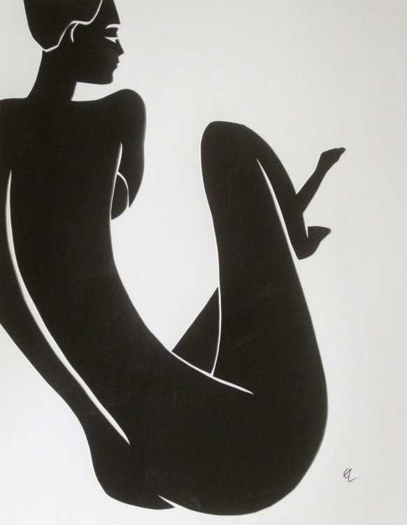 Zara in Black - Image 0