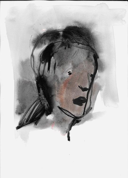 Classical Portrait 7, 21x29 cm - Image 0