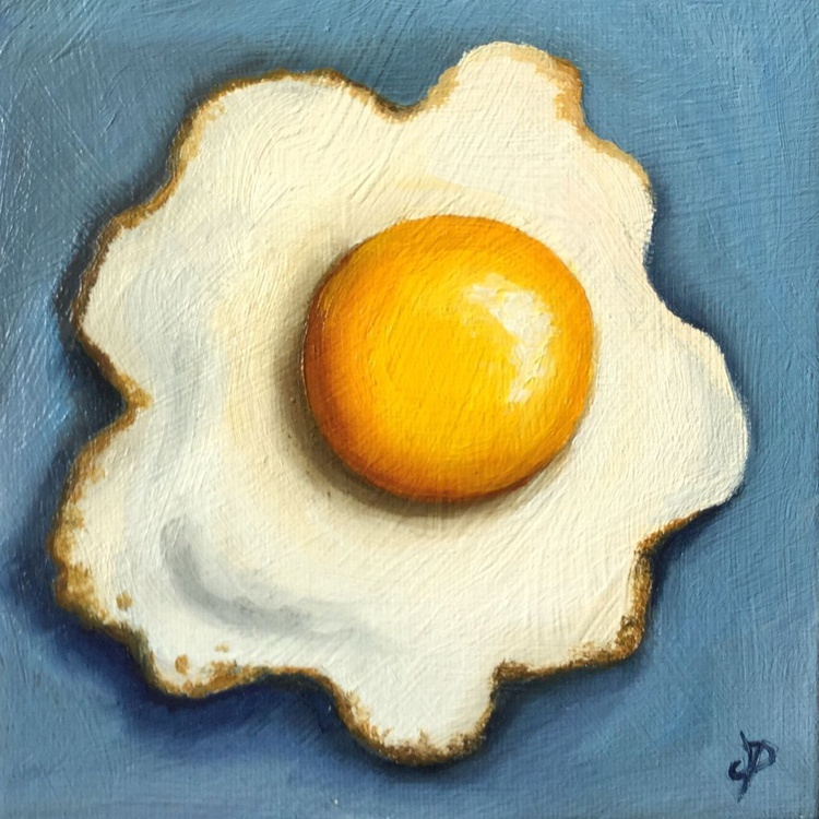 Small Fried egg - Image 0