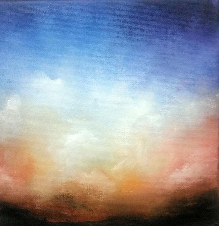 Peach clouds - Image 0
