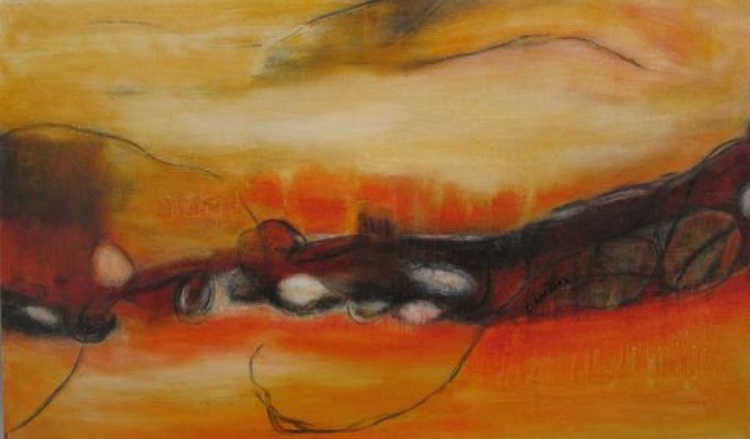 EBOULEMENT   ( id. 2026)----SOLD - Image 0
