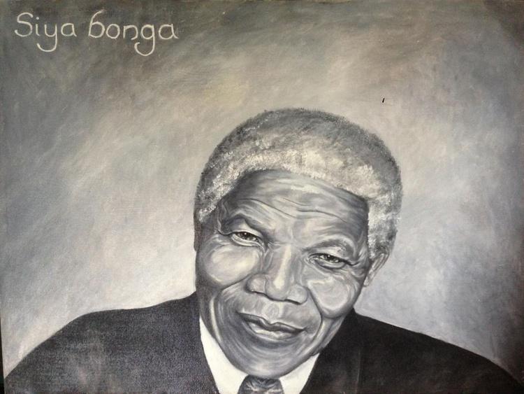 Siyabonga Mandela (Thank you Mandela) - Image 0