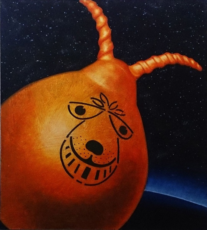 Space Hopper Space Hopping - Image 0