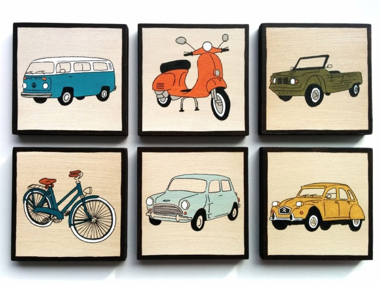 Mid Century Vehicles - Image 0