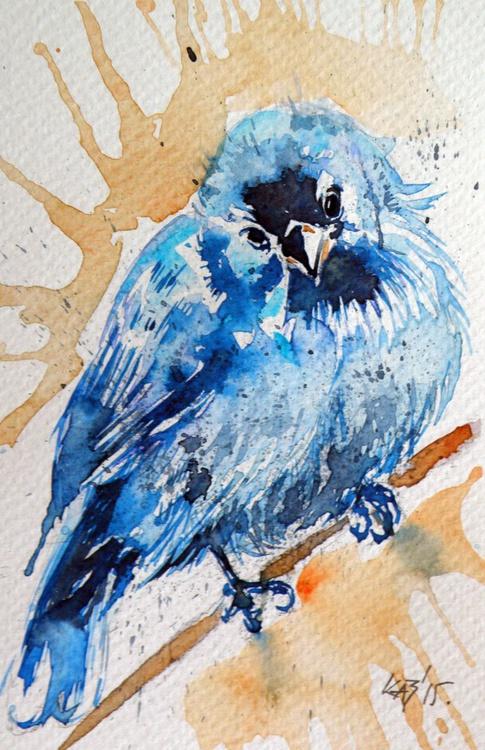 Blue bird II - Image 0