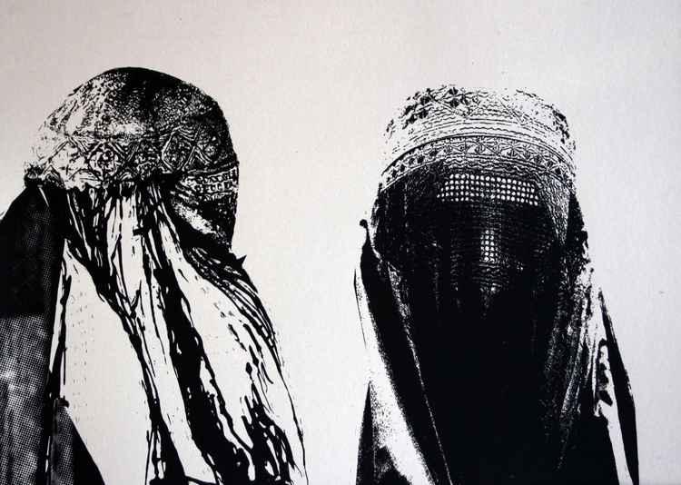 Afghan women II