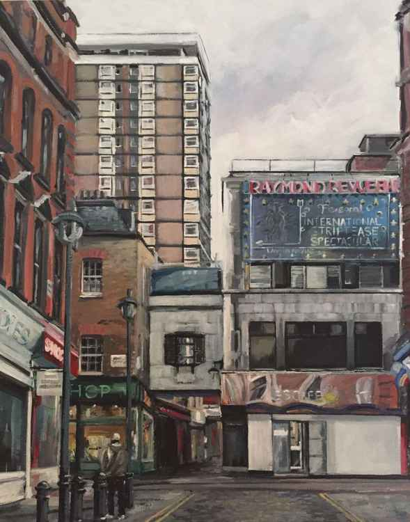 Walkers Court, Soho -