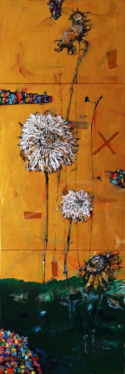 """triptych """"Fall"""" - Image 0"""