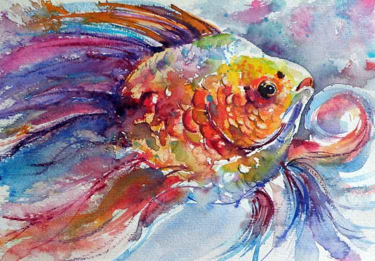 Fish II -