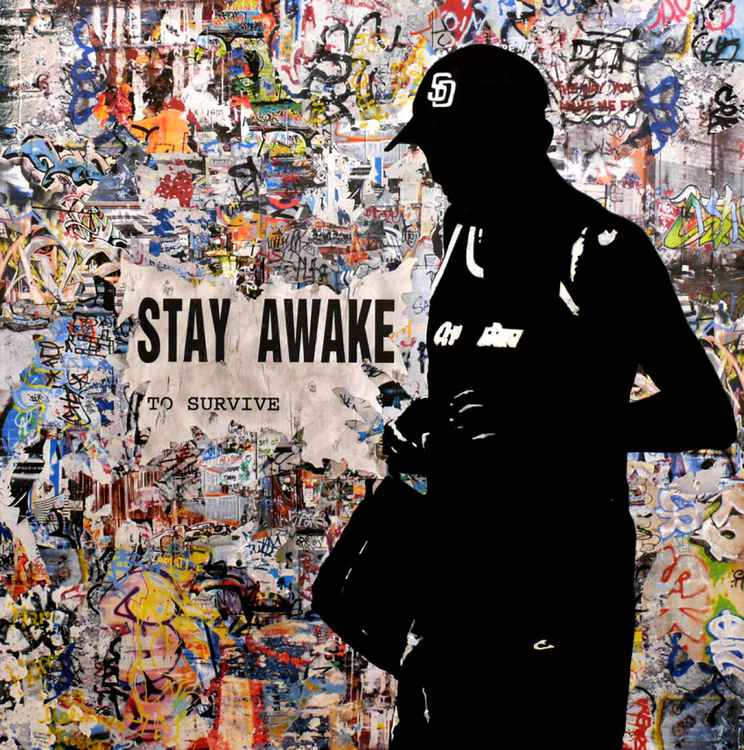 Stay awake to survive -
