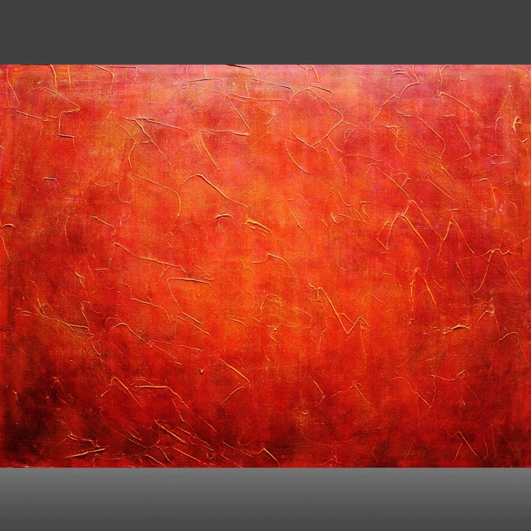 Red  Contemporary - Image 0