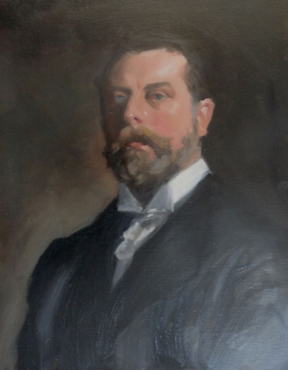 Master Copy of John Singer Sargent's Self Portrait - Image 0