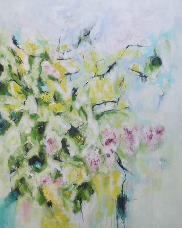 Through the garden - Forsythia - Image 0