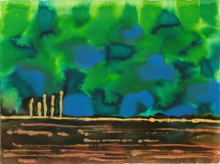 "On The Plain - 4 - ""Peridot Dreams"" - Image 0"