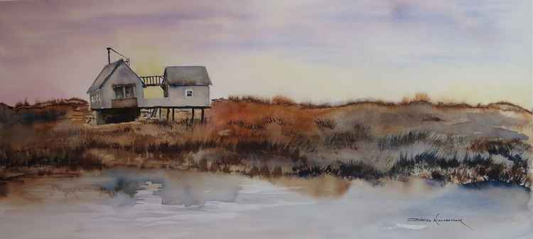 House in the Dunes, Nantucket, MA -