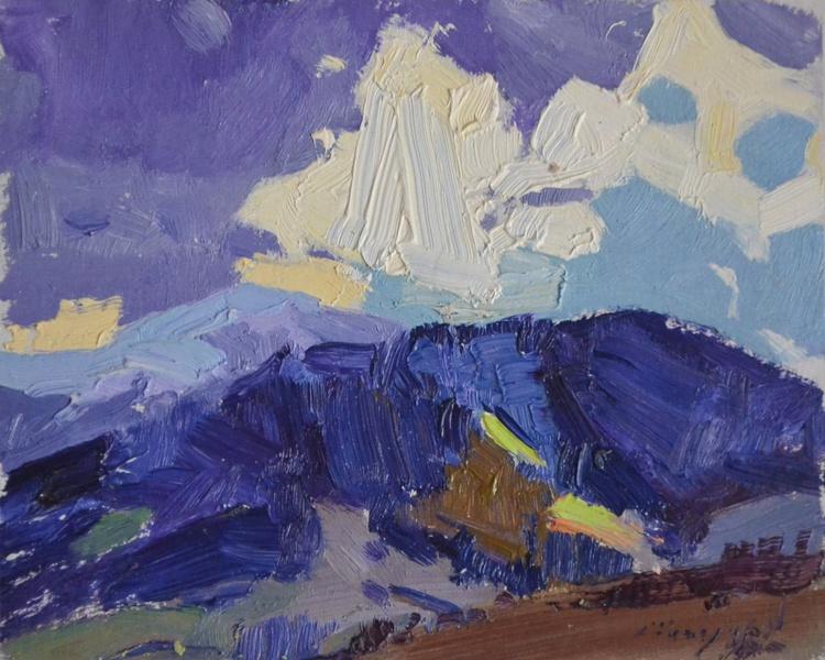 Carpathian Mountain pass - Image 0