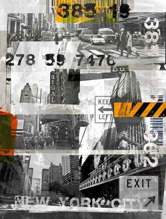 NEW YORK URBAN XI
