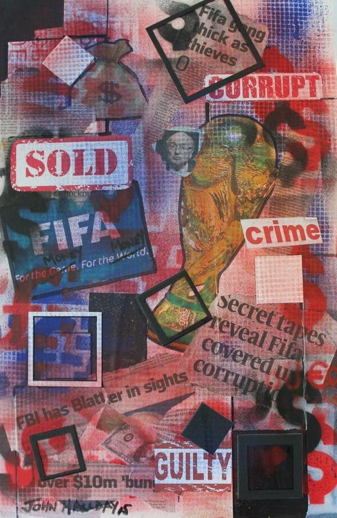 Shame on FIFA - Image 0