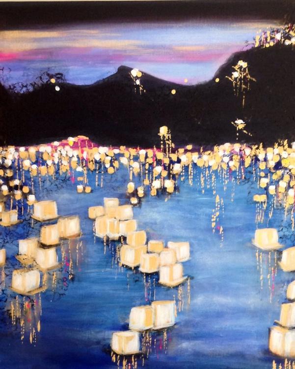 Floating Lanterns - Image 0
